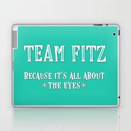 Team Fitz Laptop & iPad Skin