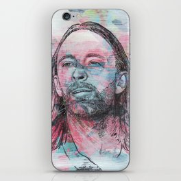 Thom Yorke - Give Up The Ghost iPhone Skin