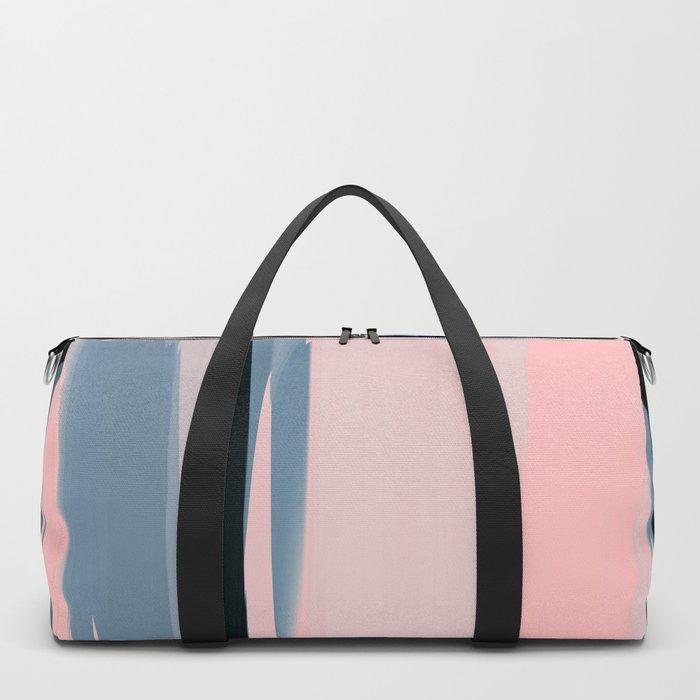 Soft Determination Peach Duffle Bag