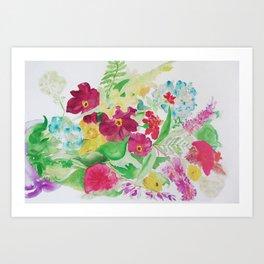 My Gift Adj Art Print