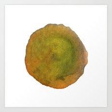 curry Art Print