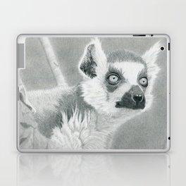 Looky-Loo Lemur Laptop & iPad Skin