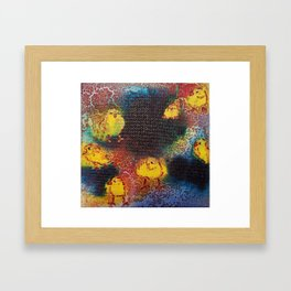 Chics Framed Art Print
