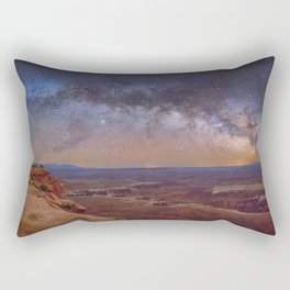 Nightscape Rectangular Pillow