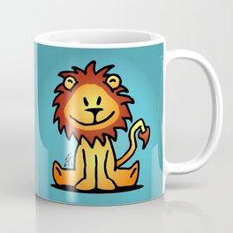 Cute little lion Coffee Mug