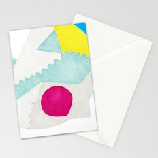 The Message Stationery Cards