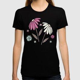Garden Flowers Style R T-shirt