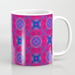 Not Quite Tie Dye Coffee Mug