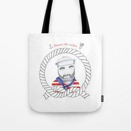 Omero il marinaio Tote Bag