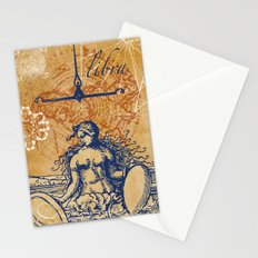 libra | waage Stationery Cards