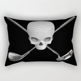 Fairway to Hell Rectangular Pillow