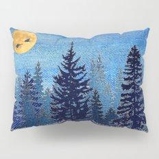 Denim Design Pine Barrens Reflection Pillow Sham