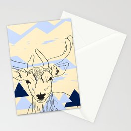 Cervidae Stationery Cards