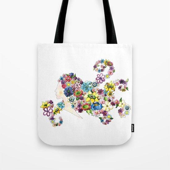 High Fashion 2 Tote Bag