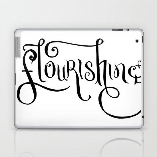 Flourishing Laptop & iPad Skin