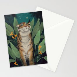 Tiger Grove Stationery Cards