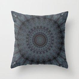 Some Other Mandala 448 Throw Pillow
