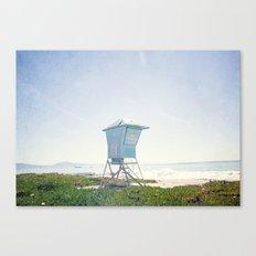 California Summer Canvas Print