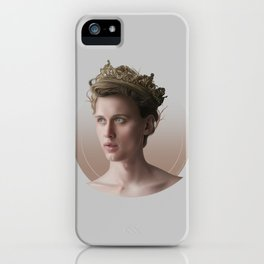 KING OF MY HEART iPhone Case