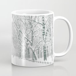 New York City Snow Coffee Mug