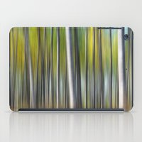 blur iPad Cases featuring Blur by Angela King-Jones
