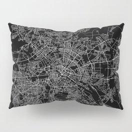 Berlin map Pillow Sham