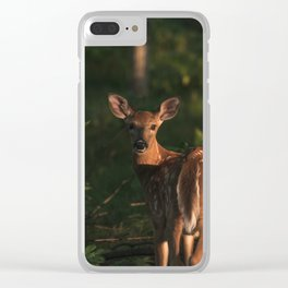 Future generations Clear iPhone Case