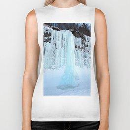 Frozen Falls Biker Tank
