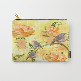 The Sparrow's Melody Carry-All Pouch