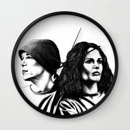 Maxine & Bea | Wentworth Wall Clock