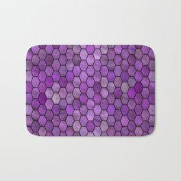 Glitter Tiles ১ Bath Mat
