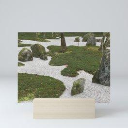 Zen Garden Mini Art Print