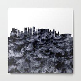 Cape Town Metal Print