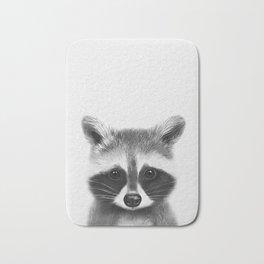 Baby Raccoon Bath Mat