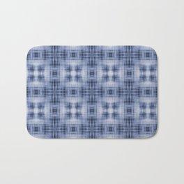 Shibori Japanese Kimono pattern Bath Mat