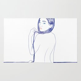 Water Nymph LXXII Rug