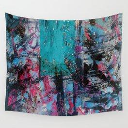 Big Girl, Little Girl Wall Tapestry