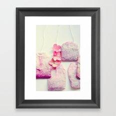 The Art of Tea Framed Art Print