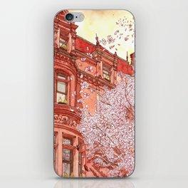 Bostonia iPhone Skin