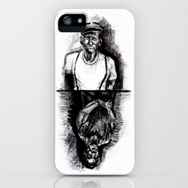 the old geezers  iPhone Case