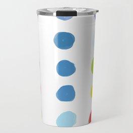 Color Palette Travel Mug
