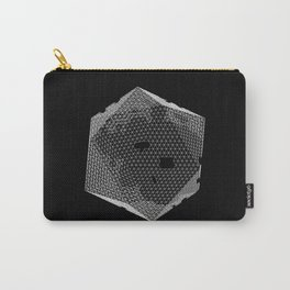 Icosa Mesh Carry-All Pouch