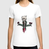 dangan ronpa T-shirts featuring kooomaeda by crying-hallmonitor