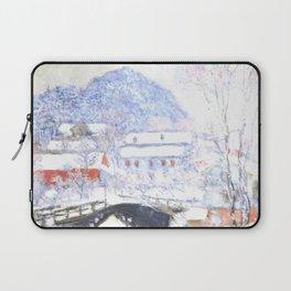 Claude Monet - Sandvika, Norway.jpg Laptop Sleeve