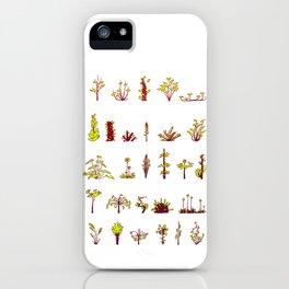 Plants plants plants iPhone Case