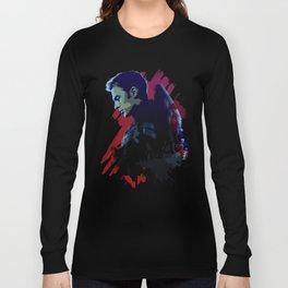Cap Long Sleeve T-shirt