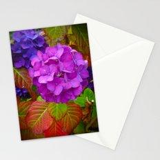Holy Hydrangea III Stationery Cards