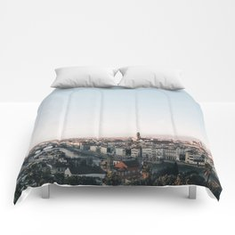 Florence Skyline Comforters