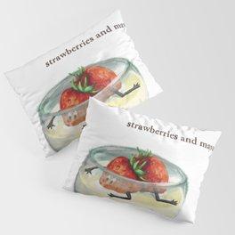 La Cuisine Fusion - Strawberries with Mayo Pillow Sham