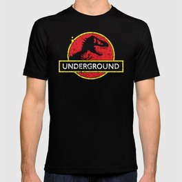 Monsters of the Underground T-shirt